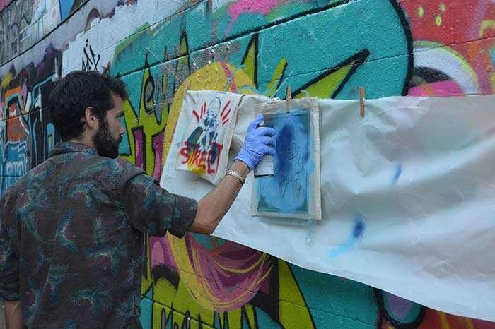 taller de street art en barcelona